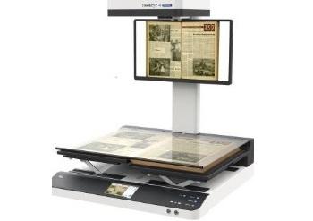 Knižné skenery BookEye