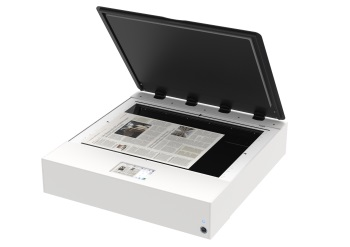 plošné skenery